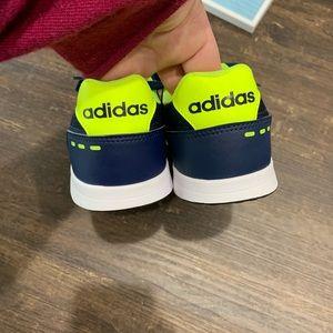 Adidas Neo Switch Trainers Navy Women's Size 7